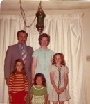 Melven Family 1970s