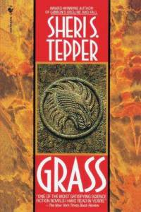 Tepper Grass bevy of books What to read