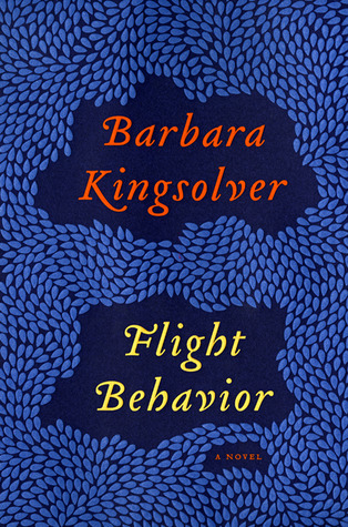 barbara kingsolver a bevy of books flight behavior by barbara kingsolver bevy of books