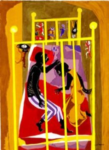Jacob Lawrence's Dreams #1, Joplin's Ghost, bevyofbooks.com